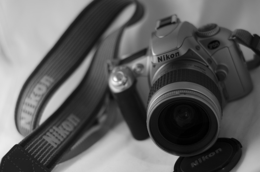 Nikon F55